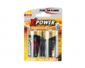 ANSMAN X-POWER LR20 D MONO