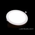 LED PANEL OKROGLI 18W WH  HLADNA